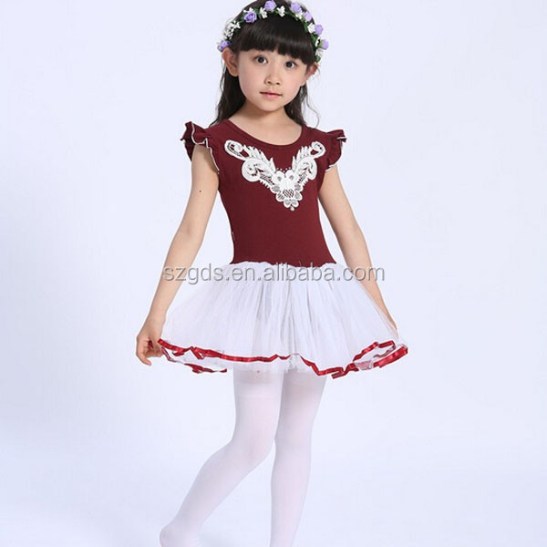 Performance dance costumes / party stage dress/new girl's ballet dress for sale