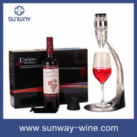 Promotional wine decanter gift ideas for corporate clients