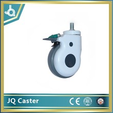 125mm caster wheel factory
