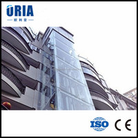 ORIA Sightseeing Elevator/Panoramic view lift/outdoor lift elevators
