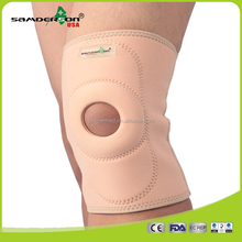 C1KN-8201 Samderson High Quality Neoprene Easy Fit Knee Sleeve with Open Patella