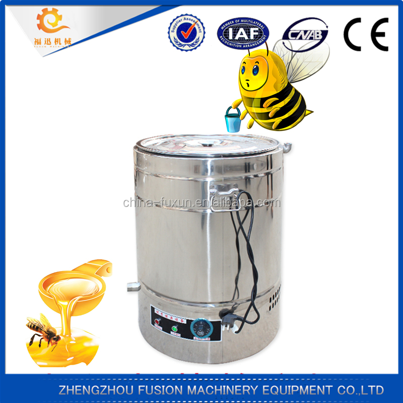 Stainless steel beekeeping supplies with 50L/100L honey processing machine electric honey tank/honey heating tank