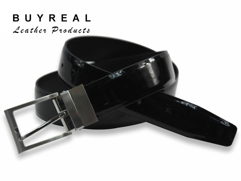 New Arrival Patent Leather Obi Belt
