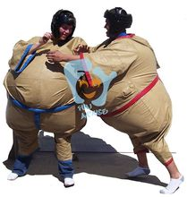 fighting inflatable sports games/ sumo suits sumo wrestling