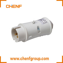 CHENF 2016 Hot Sale IP44 2P 16A Low Voltage Plastic Roll Plug 40-50V