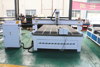 2D 3D 4 axis one head with rotary wood cnc router 2030