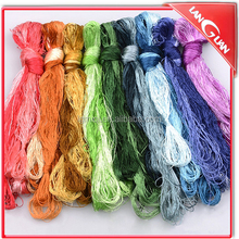 New super high quality stable color wholesale embroidery thread