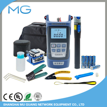 Fiber Optic FTTH Tool Kit with Fiber Cleaver /Optical Power Meter