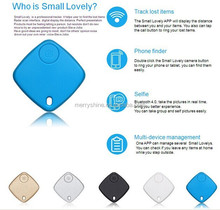 3 in 1 selfie smart bluetooth finder Alarm Tracker ibeacon smart key finder for iphone & Android Phone