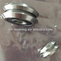 W type Guide wheel bearing for linear system