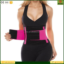 Excellent quality back straightening support neoprene man and womans slimming belt
