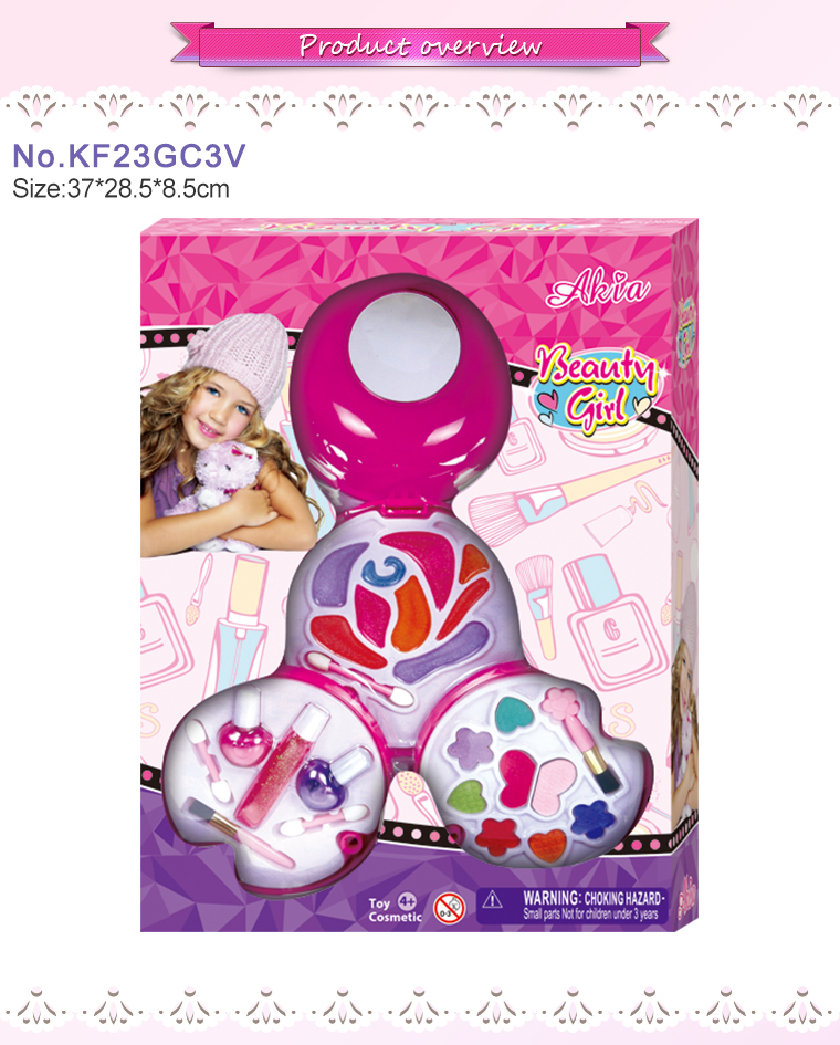 Makeup Ideas makeup for little girls pics : China Brands Shopping Skin-Friendly Little Girls Toy Cheap Makeup ...