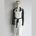 Super absorbent microfiber bathrobe for hotel home