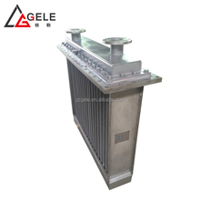 heat exchanger radiator for narrow web textile label /adhesive lable / sticker coating machine