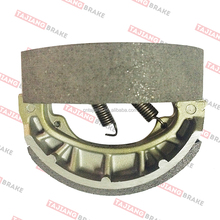 High Quality CG125 Non Asbestos Motorcycle Brake Shoe experience 30 years