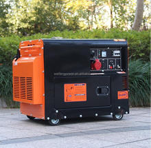 Small electric power generator diesel 5kva