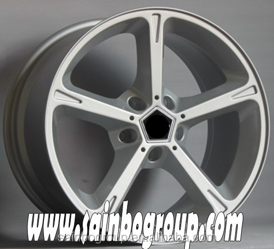 Attractive tyre car alloy wheel rims made in china F2037