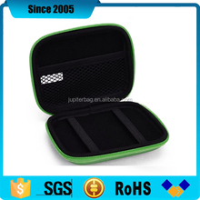 new product pu cover eva 3.5 hard disk packaging case