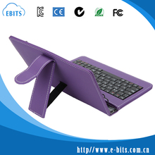 Hot sale product 100% quality custom 7 inch tablet wired keyboard touchpad For Google Android