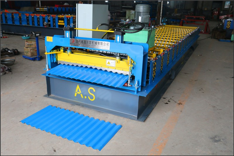 portable metal roofing machine for sale