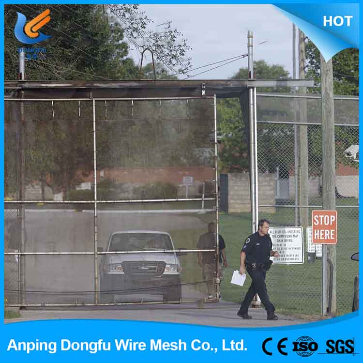 China wholesale high qualitychain link fence manufacturers institute