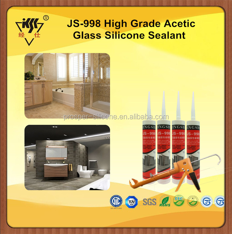 Waterproof Transparent Neutral Silicon Sealant For Bathroom