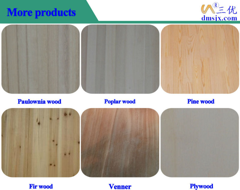 2014 high quality paulownia tomentosa wood