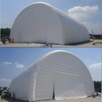 Giant Marque inflatable White Dome Tent