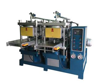High quality & best price lab rubber vulcanizing press