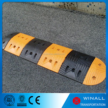 Rubber Speed Bumps / Rubber Speed Hump / Road Speed Ramp