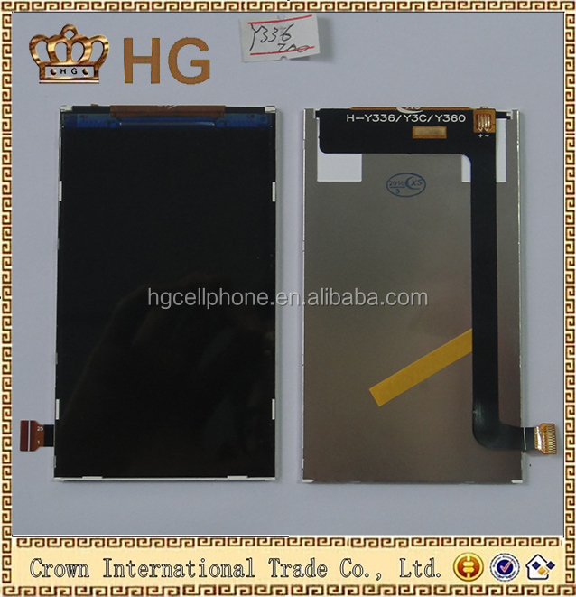 Replacement Original Lcd Screen For Huawei Y336 Y3C Y360 , For HUAWEI Y336 Lcd