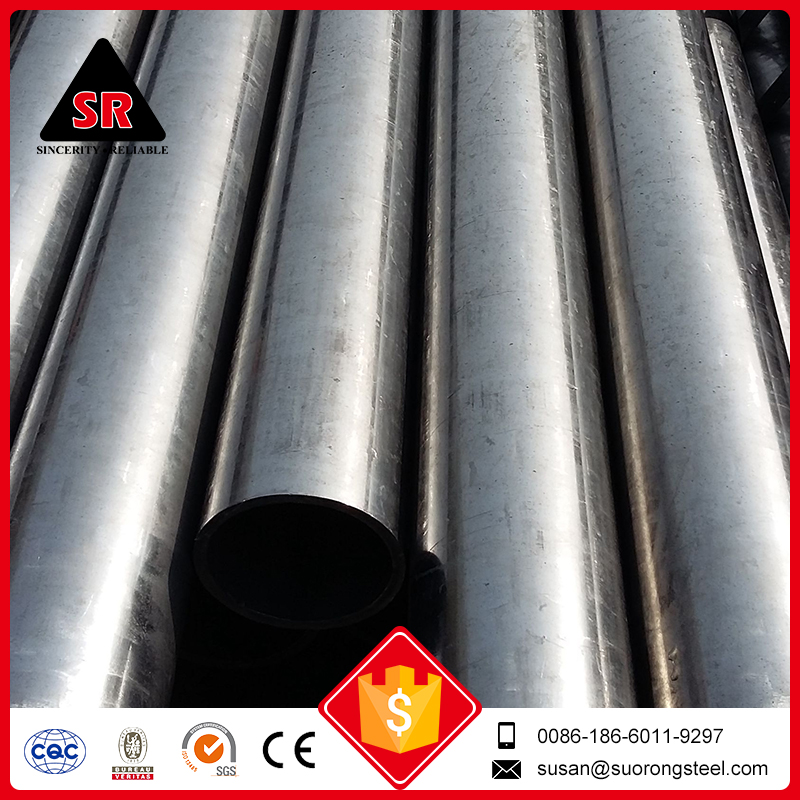 Api 5l x52 structure erw steel pipe