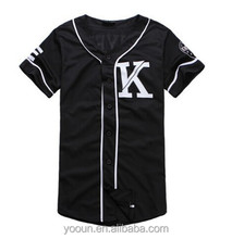 Exported to Japan best college baseball uniforms,cheap wholesale plain baseball jerseys