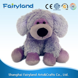 Special color plush toy dog, stuffed plush dog toy