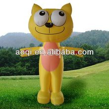 cartoon inflatable cat