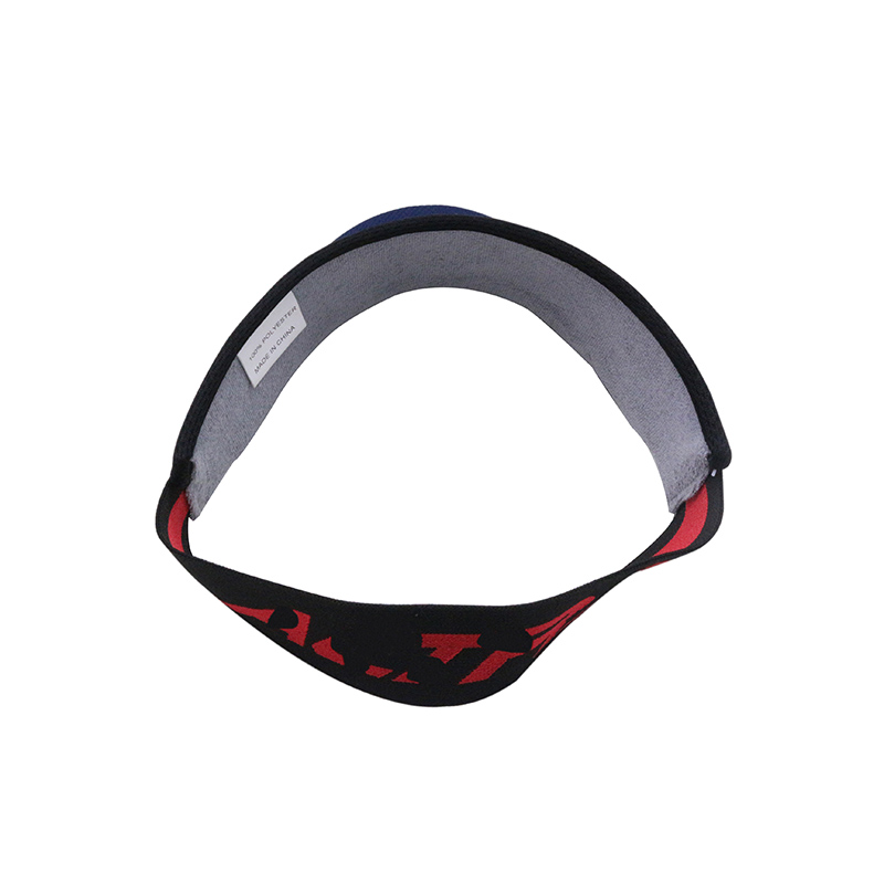 Professional OEM manufacturer guangdong High Quality Fitted Custom  Sports Visor Cap