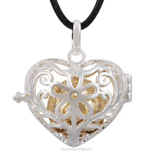 Merryshine H184A21 Newest Design Heart Shape Harmony Bola Chime Ball For Pregnant Women And Unborn Baby, Pregnant Bola