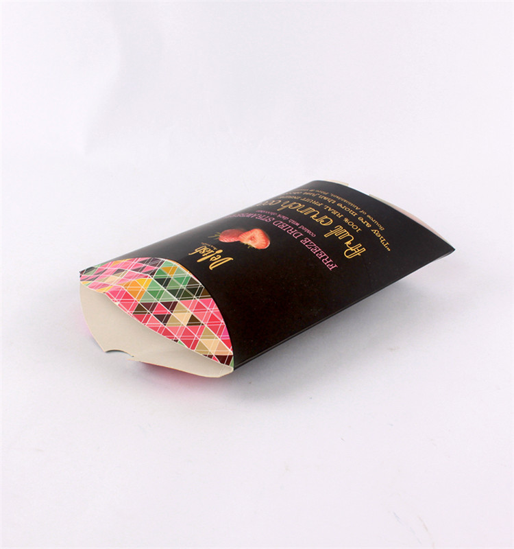 luxury packing paper box for handmade soap