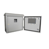 Indoor outdoor gas and electricity meter boxes