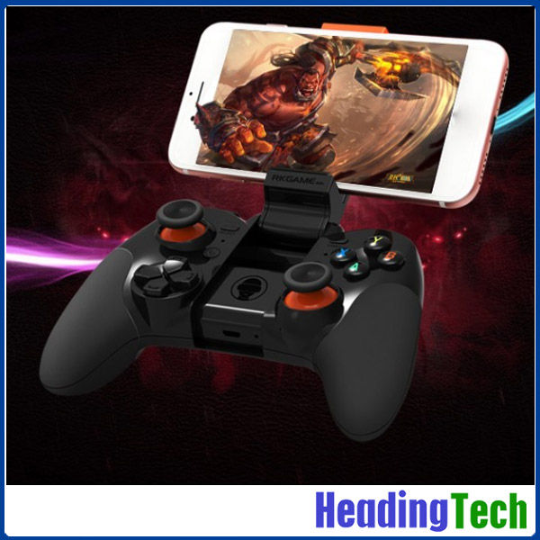 LCOSE New Arrival racing games wireless bluetooth gamepad for pc smart phone