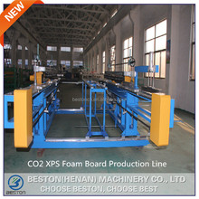 xps extruded machinery/xps foam board production line/co2 xps extrusion line