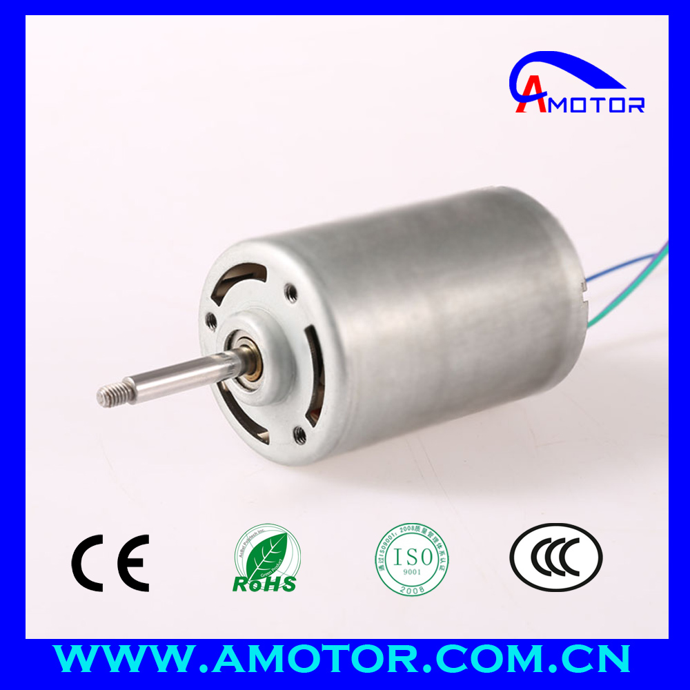 120V AC high power density Brushless EC motor for air multiplier mini fan motor