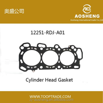 Durable Auto Parts Engine Cylinder Head Gasket 12251-RDJ-A01
