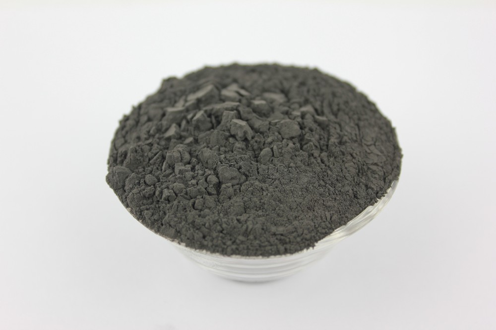 Jet Black 400 degree high temperature resistant powder coating for BBQ Grill