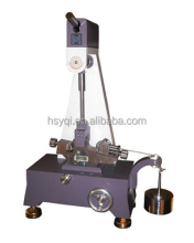 Shoe vamp abrasion impact testing equipment