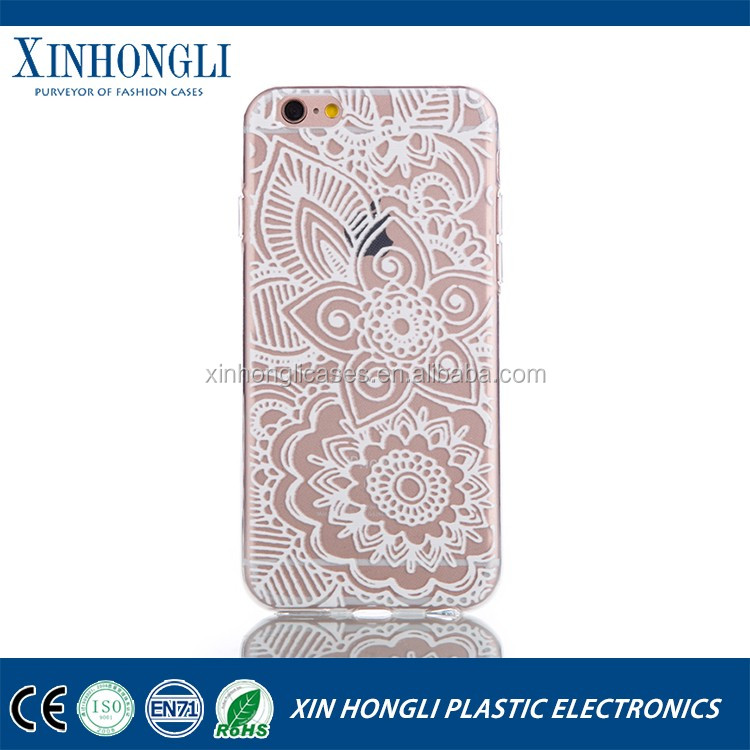 OEM Printing TPU or PC case for iphone for samsung for huawei for LG