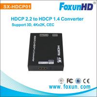 HDCP 2.2to HDMI 1.4 named hdmi converter