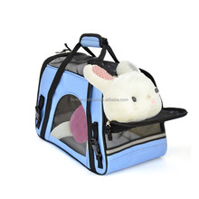 Large Pet Carrier Dog Bag Pet Airline Approved Carrier for Puppy Cat Small Animal Transport Bag Carriers BJD