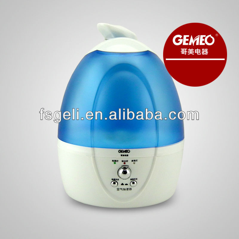 Digital portable air humidifier with Remote Control
