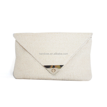 Unique new style lower wholesale price handmade knit vintage bag